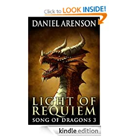 Light of Requiem (Song of Dragons, Book 3)