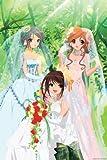 1000ピース 涼宮ハルヒの憂鬱 ウエディングドレス (50x75cm)