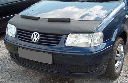 Bonnet BRA für VW Passat B5 3BG  Steinschlagschutz Tuning WEISS