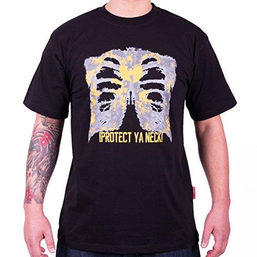 Wu Wear - Wu Tang Clan - Wu X-Ray T-Shirt - Wu-Tang Clan Color Black, Size XXL