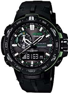 Amazon.com: CASIO PROTREK triple sensor Ver.3 PRW-6000Y-1AJF: Watches