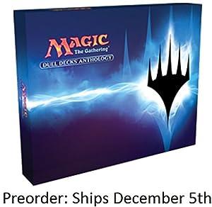 Duel Decks: Anthology - Jace vs Chandra - Elves vs Goblins - Divine vs Demonic - Garruk vs Liliana - Magic the Gathering (MTG) Pre-order Ships December 5th