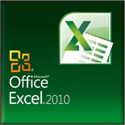 Microsoft Office Excel 2010 通常版 [ダウンロード]