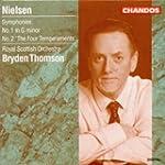Nielsen: Symphonies 1 & 2