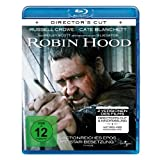 "Robin Hood (Director`s Cut & Original-Kinofassung) [Blu-ray] [Director's Cut]von ""Russell Crowe"""