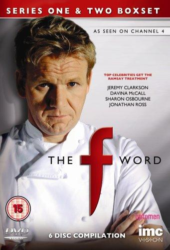The F Word - Series 1 & 2 Box Set - Gordon Ramsay [DVD]