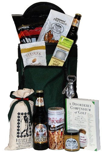 Caddypack Golf Gift Basket in Cooler Bag – Small Size