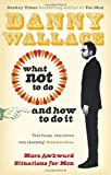 What Not to Do (And How to Do It) (0091941318) by Danny Wallace