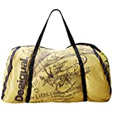 Desigual Cost Yellow 2 Duffle Cross Body Bag