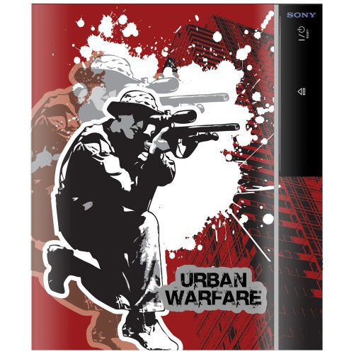 Playstation 3 Urban Warfare Battleskin battlefield 3 или modern warfare 3 что