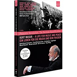 Kurt Masur - A life for music and peace