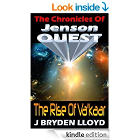 The Chronicles Of Jenson Quest - The Rise Of Va'kaar