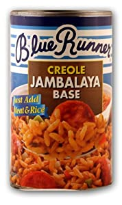 Blue Runner Creole Jambalaya Base, 25 Ounce