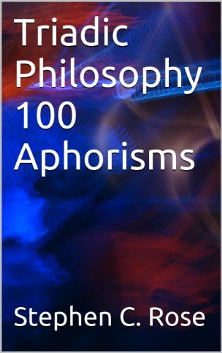 Triadic Philosophy 100 Aphorisms