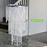 We Can Package 20 Wedding Sparkle Beaded Chandeliers Centerpieces Decorations Crystal Bling For Event Party Decor