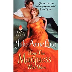 How the Marquess was Won by Julie Anne Long