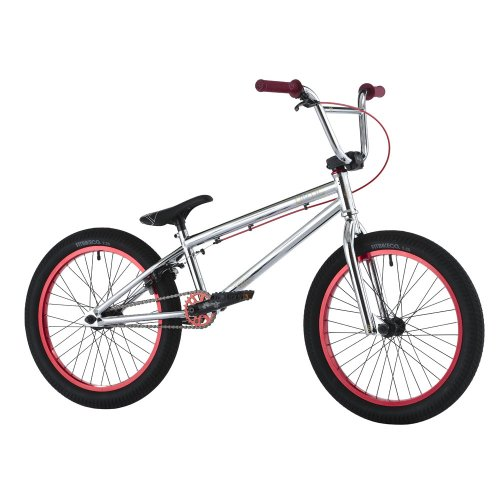 Hoffman Bikes 20.25-Inch Ontic EL BMX Bike (CP)