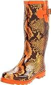 Dirty Laundry Women's Raindrop - Big Croco Boot
