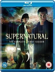 Supernatural - Season 1 Complete [Blu-ray] [2011] [Region Free]