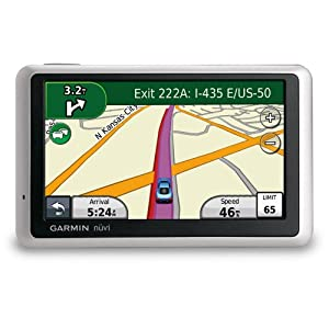 Garmin nüvi 1350LMT 4.3-Inch Portable GPS Navigator with Lifetime Map & Traffic Updates $116.86