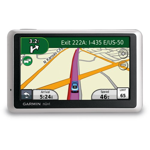 Garmin nüvi 1350LMT 4.3-Inch Portable GPS Navigator with Lifetime Map & Traffic Updates