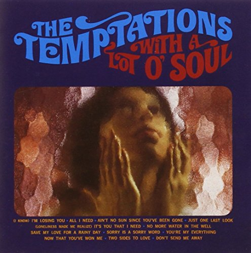 The Temptations - With A Lot Of Soul - Zortam Music