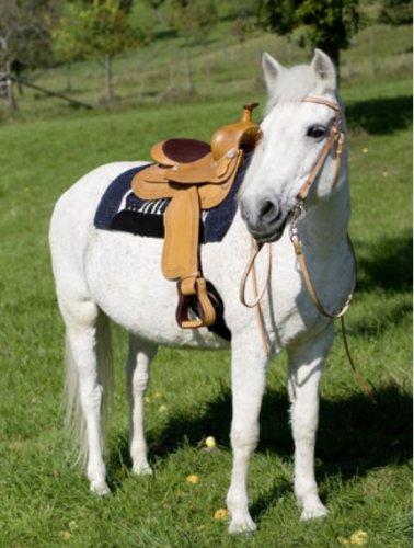 HKM-TEXAS Westernsattel Pony