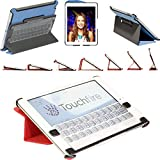 Touchfire Ultra-Protective Case, 3-D Keyboard, Sound Booster & Magnetic Mount for iPad mini - Black