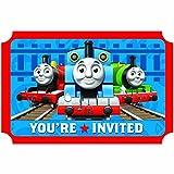 ThomastheTankInvitationsきかんしゃトーマスの招待♪ハロウィン♪クリスマス♪