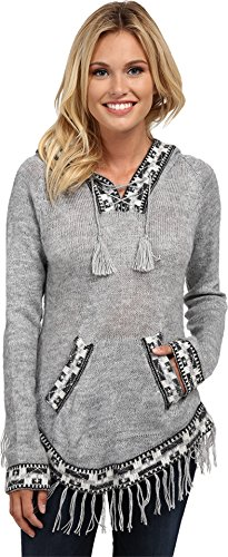 scully-womens-honey-creek-european-alpaca-hooded-pullover-sweater-grey-large