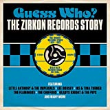 Guess Who? The Zirkon Records Story 1960-1962 [Double CD]