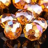 Wholesale 5040 Austria Crystal Rondelle Beads Pick (3mm 4mm 6mm 8mm 10mm 12mm) (4mm crystal ab 300 pcs)