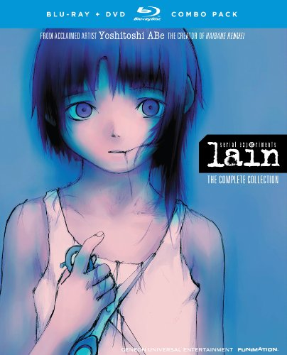 Serial Experiments Lain: Complete Series [Blu-ray] [Import]