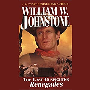 Renegades Audiobook