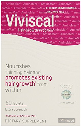 Viviscal® Extra Strength Hair Growth Supplements