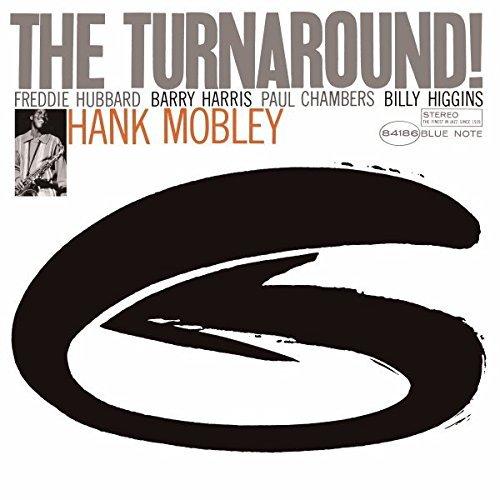 Hank Mobley - Turnaround (LP Vinyl)