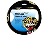 Microfiber Faux Suede Steering Wheel Cover - Ed Hardy by Christian Audigier Tiger Tattoo Design at Amazon.com