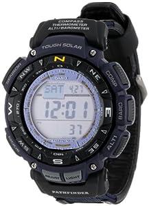 Casio Men's PAG240B-2Cr Pathfinder Triple Sensor Multi-Function Sport Watch