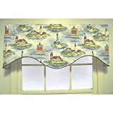 Metro Shop Land Ho Nautical Cornice Valance