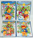 Disney Winnie The Pooh 3D Christmas Card 4 Designs Available NEW 973108 [Pooh & Piglet Carol Singing]