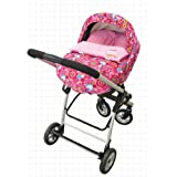 Tuc Tuc Hot Pink Car seat Baby Bunting Bag, Universal Infant Footmuff. Chip Chip Collection.