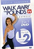 Leslie Sansone: Walk Away the Pounds Express - 1 Mile Easy Walk/Brisk Walk, 2 Miles