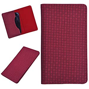 DCR Pu Leather case cover for Lenovo S960 (red)