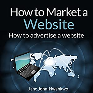 How to Market a Website Audiobook