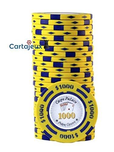 Jetons Chips Palace 1000