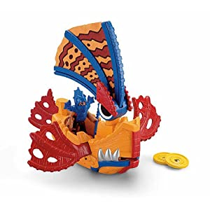 Imaginext Sea Dragon Creature