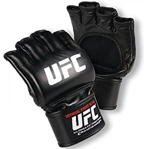 UFC Official MMA Fight Gloves, Large