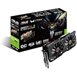 Asus STRIX Nvidia GeForce GTX 970 Scheda Video, OC, 4 GB GDDR5, 256 bit