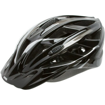 Buy Low Price Uvex 2012 Xenova Mountain Bicycle Helmet – C410218 (B004FKAMSQ)