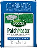 Scotts PatchMaster Lawn Repair Mix - Sun and Shade Mix, 4.75-Pound (Grass Seed Mix)